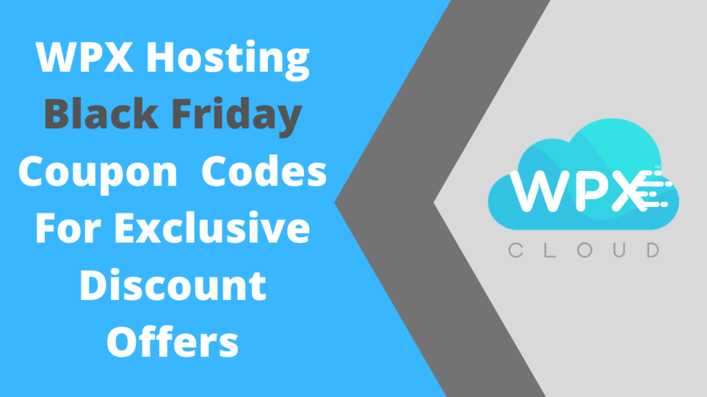 WPX Hosting Black Friday Coupons